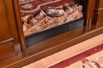 electric fireplace suits